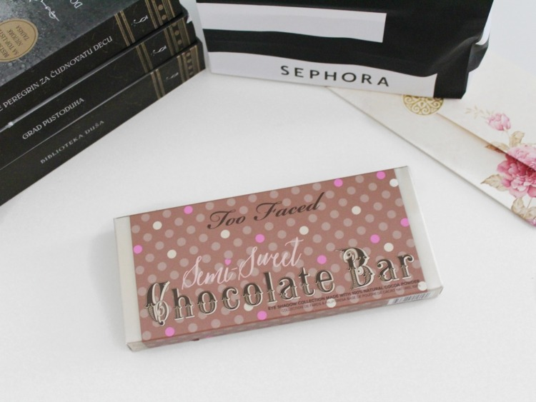 Too Faced Semi Sweet Chocolate Bar 1