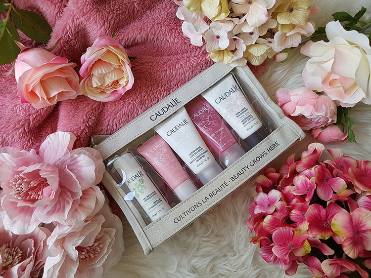 Caudalie Travel Set plus Giveaway