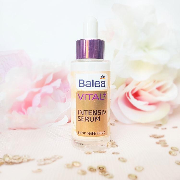 Balea Vital - Odličan drogerijski serum za lice