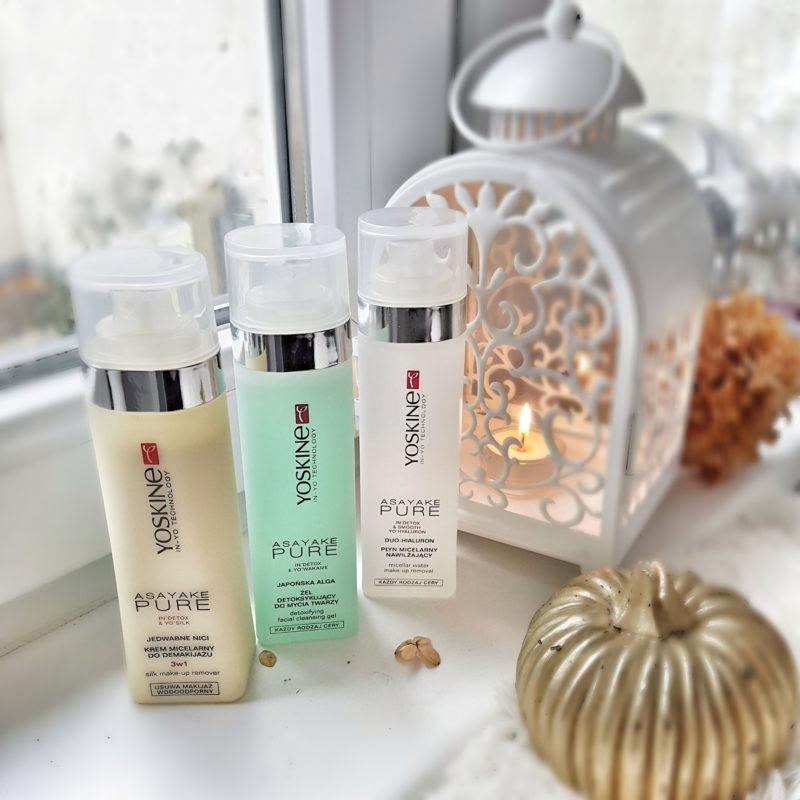 Yoskine proizvodi za čišćenje lica